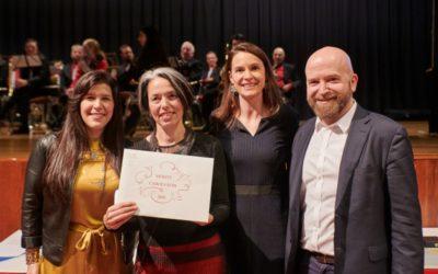 Prix du Mérite Carougeois 2019